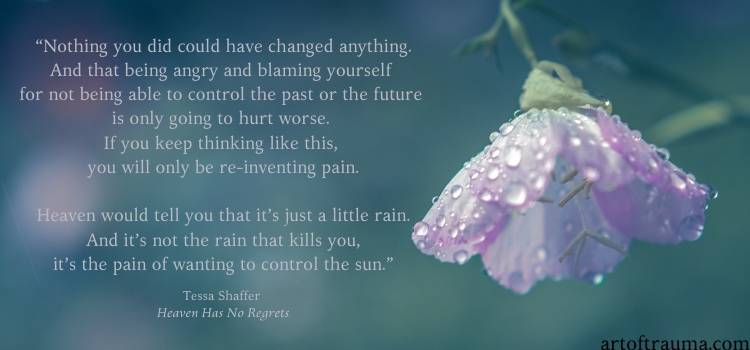 Control issues quote